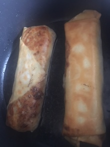 cheeseburger egg rolls 5